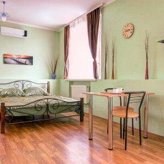 Гостиница Колумб Студия разные типы кроватей фото 15