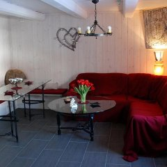 Отель Regnbuegården интерьер отеля