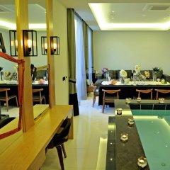 Grammos Hotel 3* Люкс с различными типами кроватей фото 6