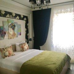 Мини-отель Набат Палас Стандартный семейный номер с двуспальной кроватью фото 2
