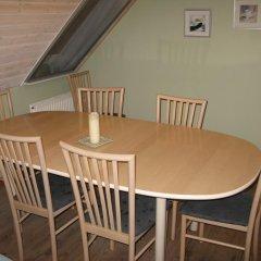 Отель Hveddegaard Farm Holiday в номере