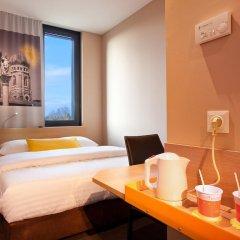 Отель LetoMotel 2* Стандартный номер с двуспальной кроватью фото 3