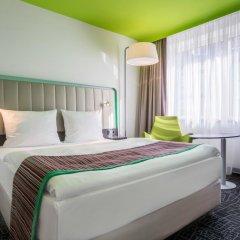 Отель Park Inn by Radisson Nuremberg 3* Стандартный номер с различными типами кроватей фото 3