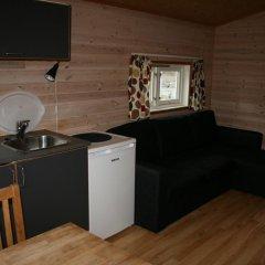 Отель Odda Camping удобства в номере