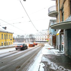 Гостиница Hostels Rus Kitay Gorod парковка