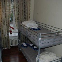 Hostel Moscow 444 Кровать в общем номере с двухъярусными кроватями фото 6