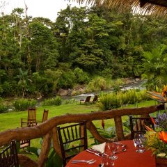 Отель The Springs Resort and Spa at Arenal балкон