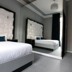Отель Amra Barcelona Gran Via 3* Стандартный номер с различными типами кроватей фото 6