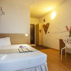 Art Hotel Simona 3* Стандартный номер с разными типами кроватей фото 3