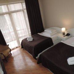 Отель VIP Victoria 3* Стандартный семейный номер разные типы кроватей фото 6