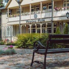 Отель Aparthotel Wooden Villa фото 3
