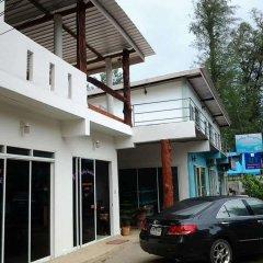 Отель Rimlay Bungalow парковка