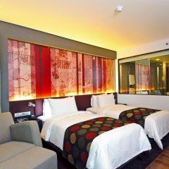 Отель Park Plaza Bangkok Soi 18 4* Номер Делюкс с различными типами кроватей фото 3