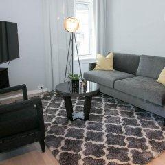 Апартаменты Frogner House Apartments - Odins Gate 10 Апартаменты с различными типами кроватей