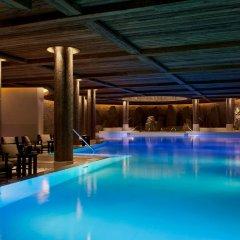 Отель The Alpina Gstaad Швейцария, Гштад - отзывы, цены и фото номеров - забронировать отель The Alpina Gstaad онлайн бассейн фото 3