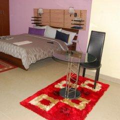 Отель Encore Lagos Hotels & Suites 3* Номер Делюкс с различными типами кроватей