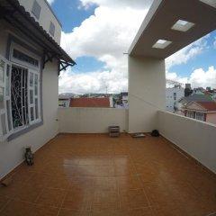 Отель SunnyDalat Homestay Далат балкон