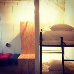 Chillulu Coffee & Hostel Кровать в общем номере с двухъярусной кроватью фото 4