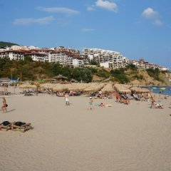 Апартаменты Dom-El Real Apartments in Deja Vu Complex пляж