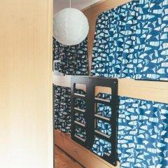 Отель Oportocean Кровать в общем номере с двухъярусной кроватью фото 12