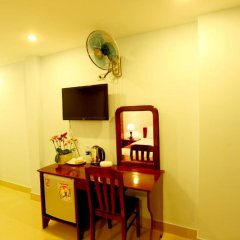 Отель Hai Yen Resort 2* Номер Делюкс с различными типами кроватей фото 4