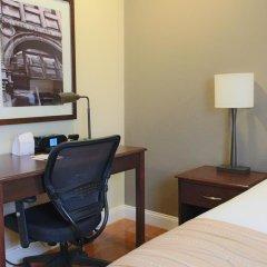 Boston Hotel Buckminster 3* Номер Делюкс с различными типами кроватей фото 5