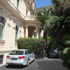 Отель Hôtel Vendôme парковка