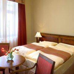 Hotel Continental 4* Номер Делюкс с различными типами кроватей фото 3