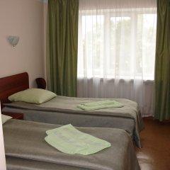 Гостиница Березка Стандартный номер двуспальная кровать фото 5