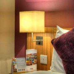 Отель Comfort Inn St Pancras - Kings Cross 3* Стандартный номер с различными типами кроватей фото 3