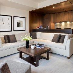 Отель The Langham, New York, Fifth Avenue Стандартный семейный номер с двуспальной кроватью фото 2