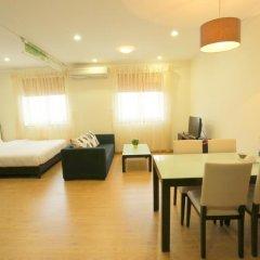 Апартаменты Song Hung Apartments Улучшенные апартаменты с различными типами кроватей фото 21