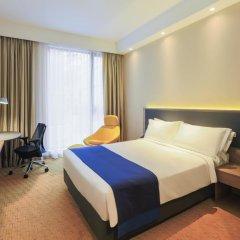 Отель Holiday Inn Express Singapore Orchard Road 4* Стандартный номер фото 4