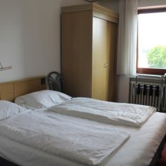 Hotel Kunibert der Fiese 3* Стандартный номер с различными типами кроватей фото 12