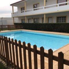 Отель Casa do Baleal бассейн