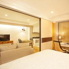 Отель Rocco Huahin Condominium Апартаменты с различными типами кроватей фото 4