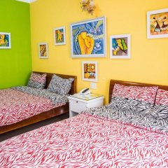 Отель Minh Thanh 2 2* Стандартный номер фото 45