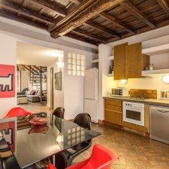 Отель Trastevere Hyperloft & Garden в номере фото 2