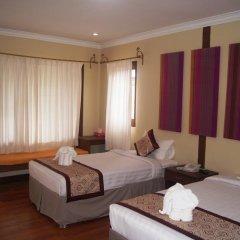 The White Avenue Hotel комната для гостей фото 3