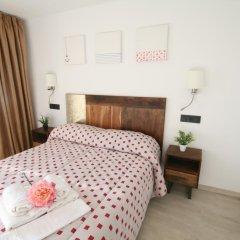 Отель La Carabela Испания, Курорт Росес - отзывы, цены и фото номеров - забронировать отель La Carabela онлайн комната для гостей фото 2