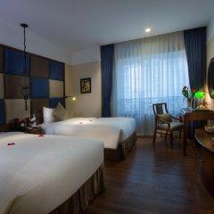 Hanoi La Siesta Hotel & Spa 4* Номер Делюкс с различными типами кроватей фото 3