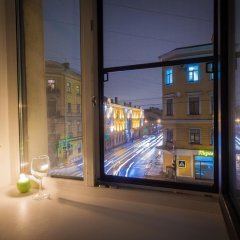 Гостиница Pastel on Poltavskaya в Санкт-Петербурге отзывы, цены и фото номеров - забронировать гостиницу Pastel on Poltavskaya онлайн Санкт-Петербург балкон