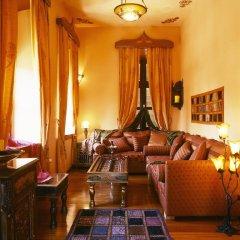 Nikos Takis Fashion Hotel 4* Улучшенный люкс с различными типами кроватей фото 6