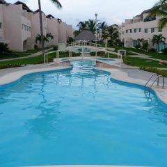 Отель Condominio Banus Diamante La Isla Acapulco бассейн фото 2