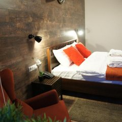 LiKi LOFT HOTEL 3* Номер Делюкс с различными типами кроватей фото 14
