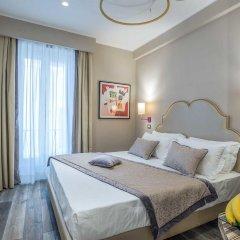 Отель Colonna Suite Del Corso 3* Стандартный номер с различными типами кроватей фото 18