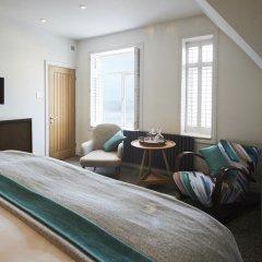 Отель Brighton Harbour Hotel & Spa Великобритания, Брайтон - отзывы, цены и фото номеров - забронировать отель Brighton Harbour Hotel & Spa онлайн комната для гостей фото 3