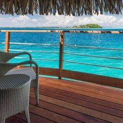 Hotel Maitai Polynesia 3* Бунгало с различными типами кроватей фото 14