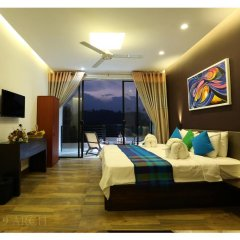 Отель 9 Arch 3* Улучшенный номер с различными типами кроватей фото 4