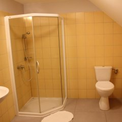 Отель Stadion Lesny Польша, Сопот - отзывы, цены и фото номеров - забронировать отель Stadion Lesny онлайн ванная фото 2